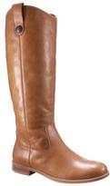 Merona Women's Kasia Leather Riding Boots