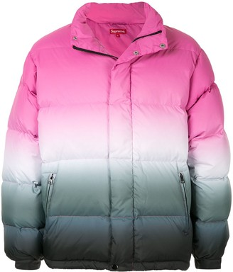 Supreme Gradient Puffer Jacket