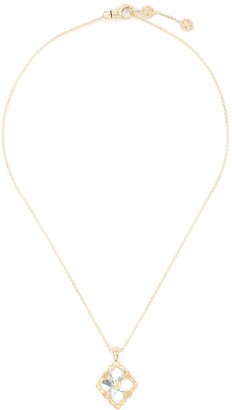 Buccellati 'Opera Color' howlite yellow gold necklace Limited edition
