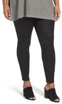 Eileen Fisher Plus Size Women's Stretch Denim Leggings