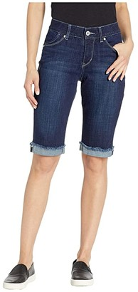 Jag Jeans Nina Denim Bermuda Shorts (Night Breeze) Women's Shorts