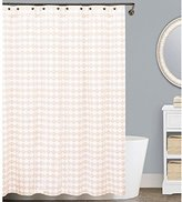 LaMont Home LBSC59200103 Finley Extra Wide Shower Curtain, Beige