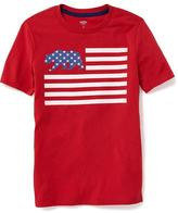 Old Navy Americana Graphic Crew-Neck Tee for Boys
