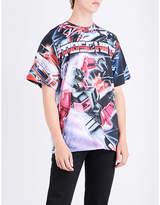 Moschino Robot Cotton-jersey T-shirt