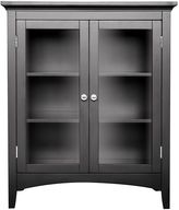 Elegant Home Fashions Marbleton Double Floor Cabinet