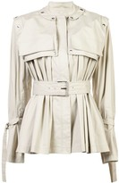 Proenza Schouler Belted Trench Jacket