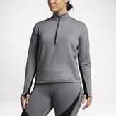 Nike Pro HyperWarm Women's Long Sleeve Training Top (Plus Size)