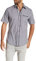 Smash Wear Short Sleeve Checkered Shirt