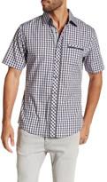 Smash Wear Short Sleeve Checkered Shirt