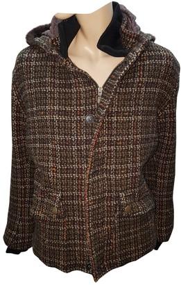 Belstaff Brown Wool Coats