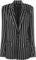 Haider Ackermann striped blazer