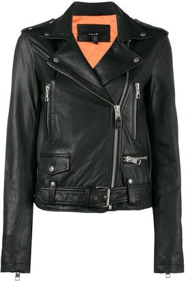Ksubi Bad Company Biker Jacket