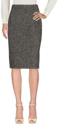 Mariella Burani Knee length skirt