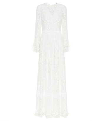 Costarellos Lace gown