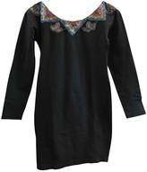 Hunza G Black Cotton - elasthane Dress for Women