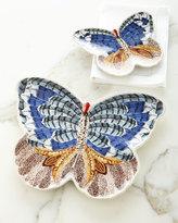 Juliska Forest Walk Butterfly Plate