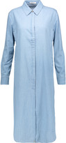 Equipment Pascal cotton-chambray tunic
