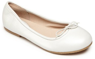 Bloch Toddler's & Girl's Pearlized Leather Ballet Flats