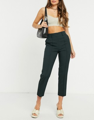 ASOS DESIGN tailored smart mix & match cigarette suit pants