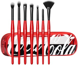 Morphe Coca-Cola x Sweep It Real Brush Collection