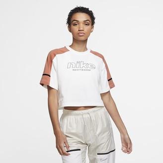 Nike Women's Short-Sleeve Top Sportswear