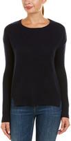 Velvet by Graham & Spencer Cullan Cashmere Sweater