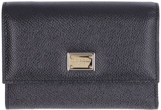 Dolce & Gabbana Small Leather Wallet
