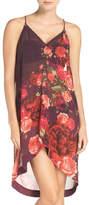 Ted Baker Juxtapose Rose Cover-Up Dress