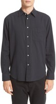 Rag & Bone Men's Standard Issue Solid Sport Shirt