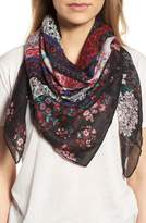 Collection XIIX Ditsy Floral Patchwork Scarf