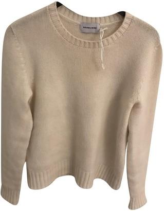 Scaglione White Cashmere Knitwear for Women