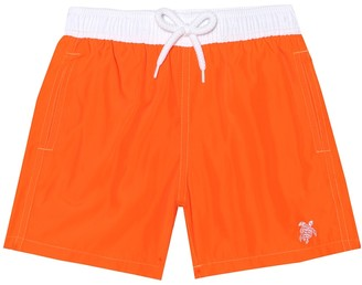 Vilebrequin Kids Joxe swim trunks