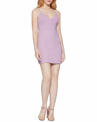 BCBGeneration Women's Surplice Cami Cocktail Dress