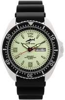 Chris Benz One Man CBO-N-SW-KB Men's Diving Watch