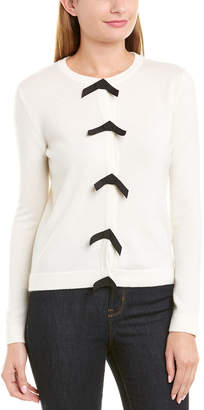 Escada Wool & Cashmere-Blend Jacket