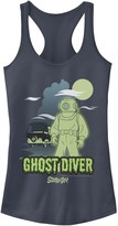 """Scooby-Doo Licensed Character Juniors' Ghost Diver"""" Graphic Tank"""