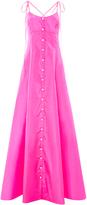 Rosie Assoulin Silk Taffeta High Garden Gown