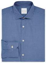 Paul Smith Gingham Slim Fit Dress Shirt