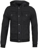 True Religion Dylan Black Denim Jacket