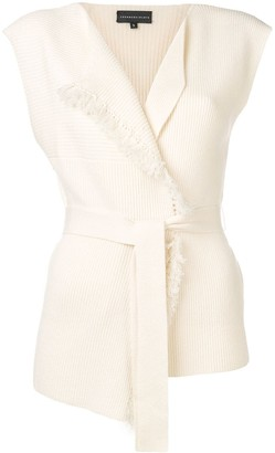 Cashmere In Love Sleeveless Knitted Top
