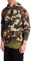 Wesc Mike Camo Hooded Sweatshirt