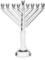 Godinger Crystal Hanukkah Menorah