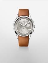 Calvin Klein Basic Leather Watch