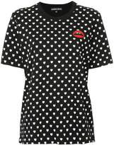 Markus Lupfer heart print T-shirt
