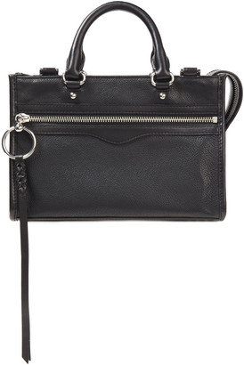 Rebecca Minkoff Bedford Pebbled-leather Shoulder Bag