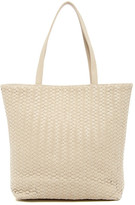Deux Lux Crosby Woven Tote