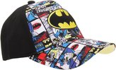 Batman Childrens/Kids Official Comic Book Snapback Cap