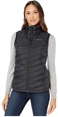 Marmot Highlander Vest (Black) Women's Clothing