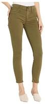 Hudson Jeans Nico Mid-Rise Super Skinny Ankle in Troop (Troop) Women's Jeans