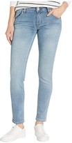 Hudson Jeans Collin Classic Pocket Mid-Rise Skinny in Word Play (Word Play) Women's Jeans